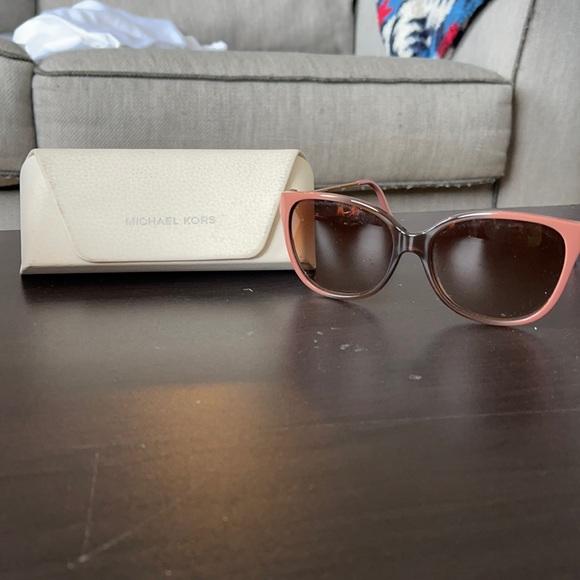 Michael Kors Dusty Rose Sunglasses